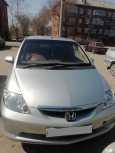 Honda Fit Aria, 2003 год, 235 000 руб.