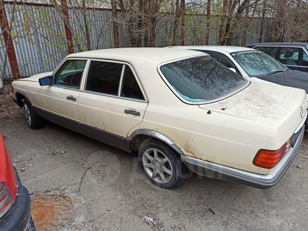 Mercedes-Benz S-Class, 1984 год, 50 000 руб.