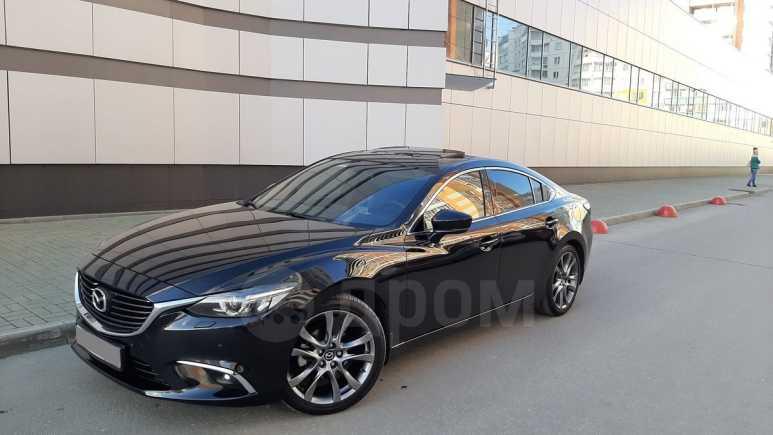 Mazda Mazda6, 2017 год, 1 580 000 руб.