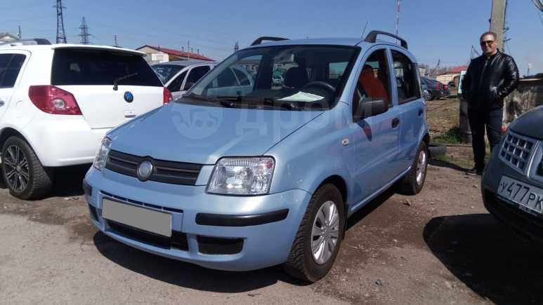 Fiat Panda, 2008 год, 259 000 руб.