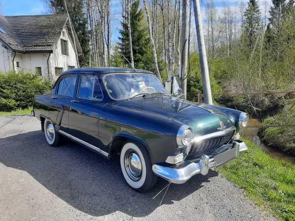 ГАЗ 21 Волга, 1960 год, 600 000 руб.