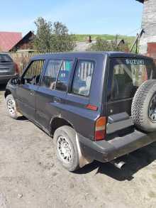 Новокузнецк Sidekick 1993
