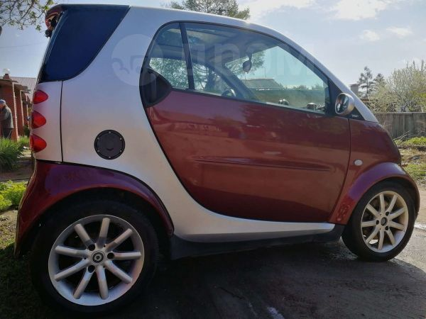 Smart Fortwo, 2005 год, 290 000 руб.