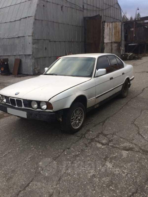 BMW 5-Series, 1989 год, 40 000 руб.