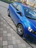 Chevrolet Aveo, 2012 год, 362 100 руб.