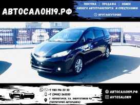 Черногорск Toyota Wish 2011
