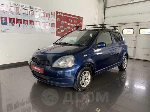 Toyota Vitz, 2001 год, 189 000 руб.