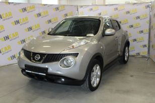 Уфа Nissan Juke 2012