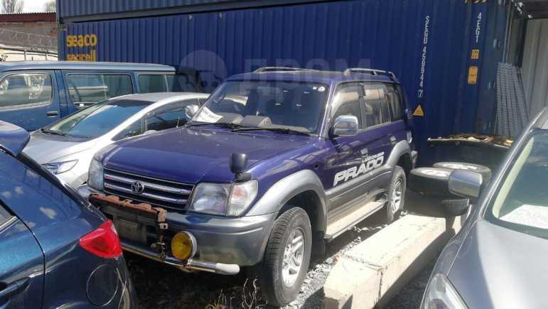 Toyota Land Cruiser Prado, 1997 год, 500 000 руб.