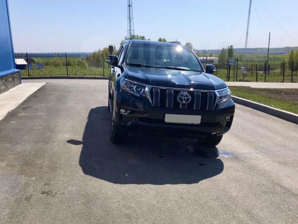 Toyota Land Cruiser Prado, 2018 год, 3 200 000 руб.