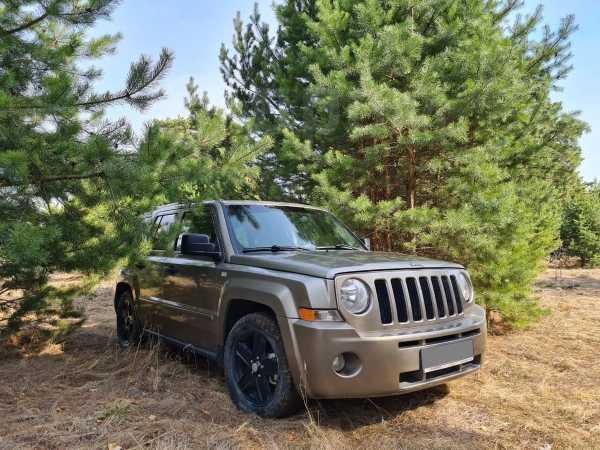 Jeep Liberty, 2007 год, 480 000 руб.