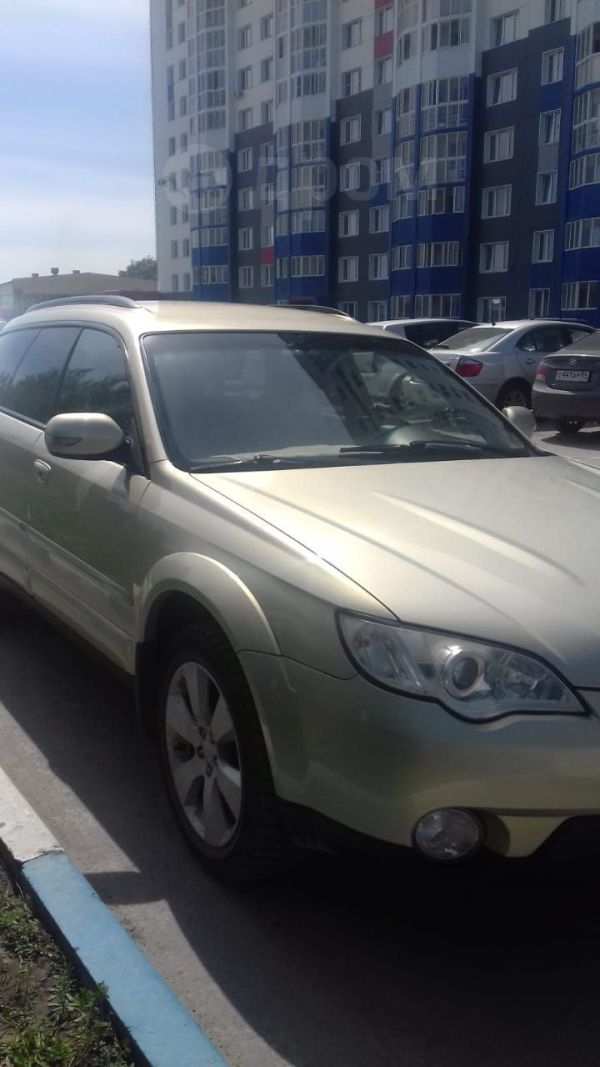 Subaru Outback, 2006 год, 535 000 руб.