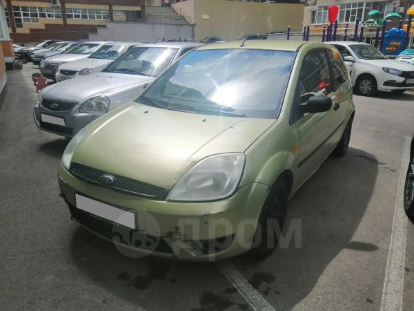 Ford Fiesta, 2005 год, 150 000 руб.