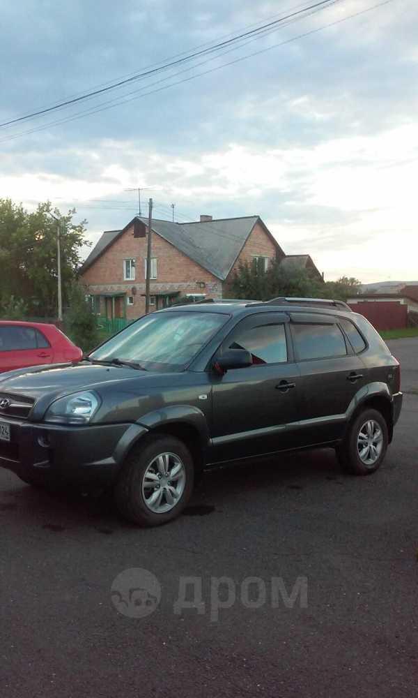 Hyundai Tucson, 2008 год, 565 000 руб.