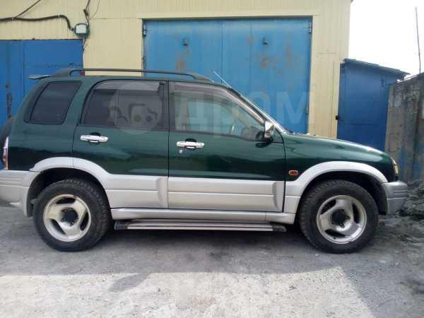 Suzuki Escudo, 1998 год, 250 000 руб.