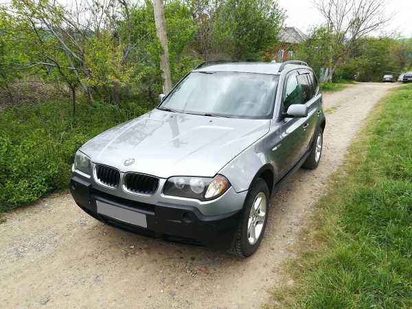 BMW X3, 2004 год, 430 000 руб.