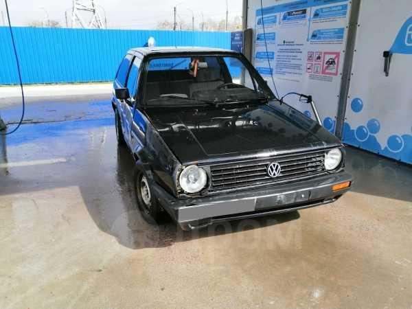 Volkswagen Golf, 1985 год, 25 000 руб.