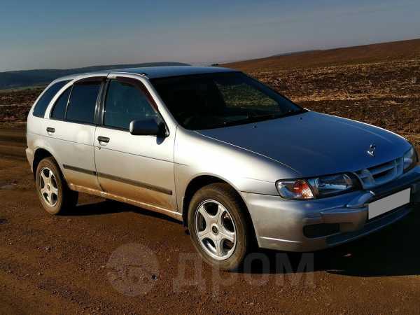 Nissan Pulsar, 1999 год, 160 000 руб.