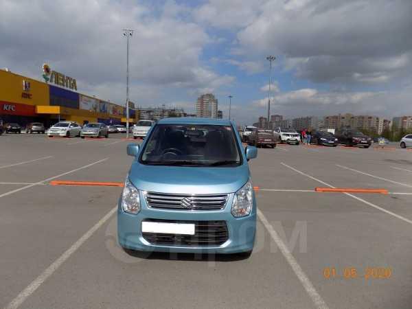 Suzuki Wagon R, 2013 год, 380 000 руб.