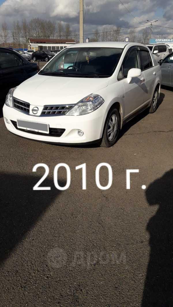 Nissan Tiida Latio, 2010 год, 414 000 руб.