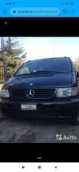 Mercedes-Benz V-Class, 2000 год, 600 000 руб.