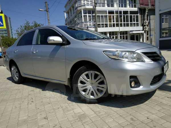 Toyota Corolla, 2012 год, 599 999 руб.