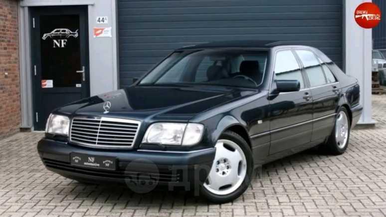 Mercedes-Benz S-Class, 1997 год, 480 000 руб.