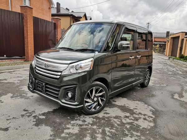Suzuki Spacia, 2015 год, 580 000 руб.