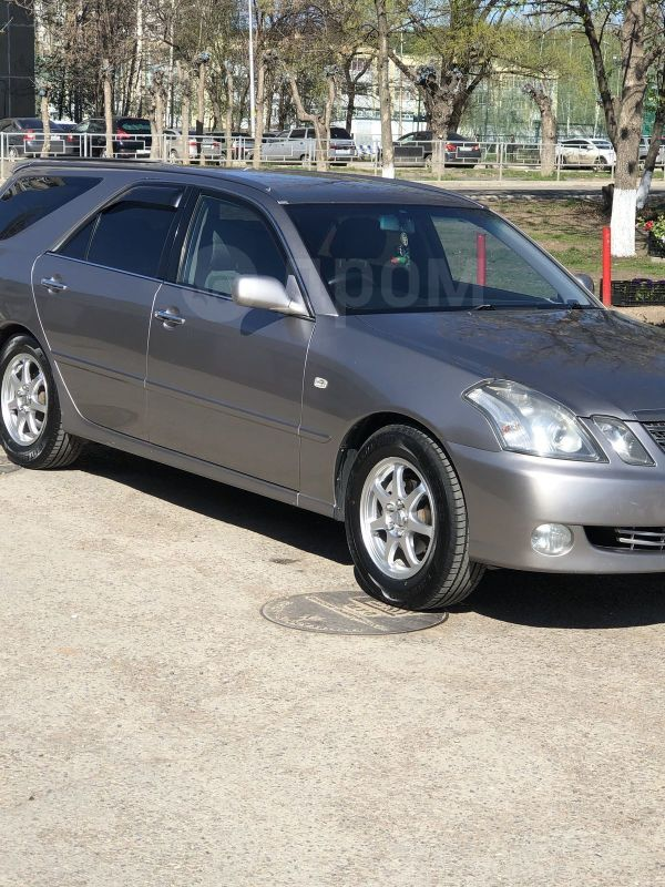 Toyota Mark II Wagon Blit, 2005 год, 550 000 руб.