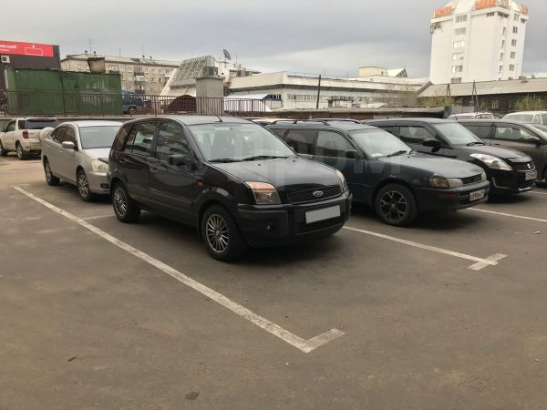 Ford Fusion, 2007 год, 330 000 руб.