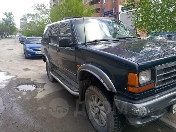 Ford Explorer, 1994 год, 250 000 руб.