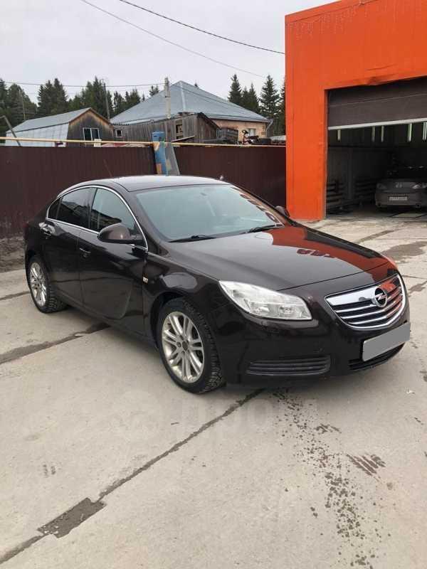 Opel Insignia, 2010 год, 500 000 руб.