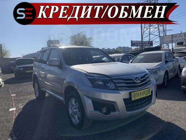 Great Wall Hover H3, 2012 год, 535 000 руб.