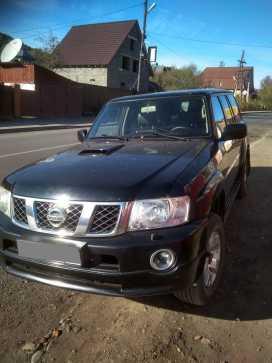 Усть-Кокса Patrol 2006