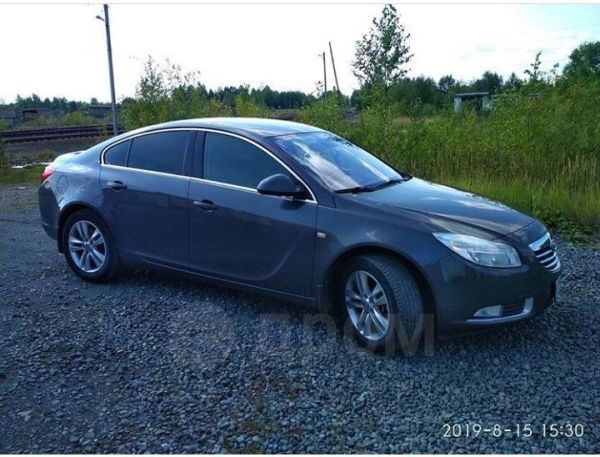 Opel Insignia, 2012 год, 550 000 руб.