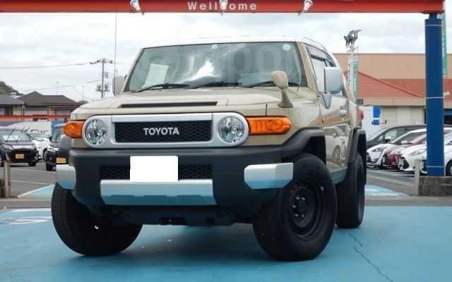 Toyota FJ Cruiser, 2018 год, 2 291 000 руб.