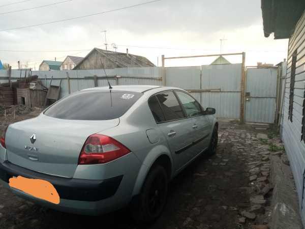 Renault Megane, 2004 год, 175 000 руб.