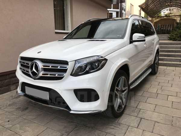 Mercedes-Benz GLS-Class, 2018 год, 4 450 000 руб.