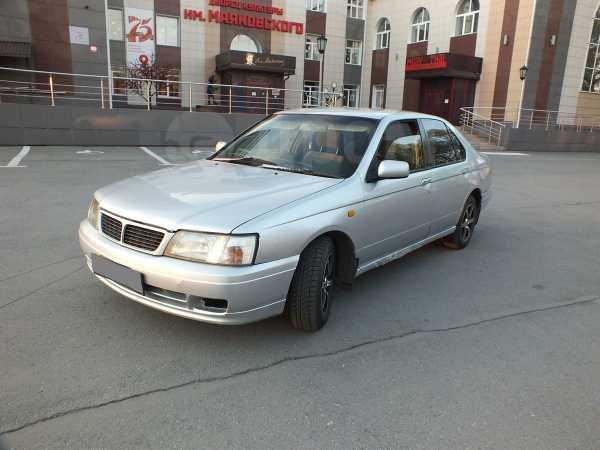 Nissan Bluebird, 1996 год, 90 000 руб.