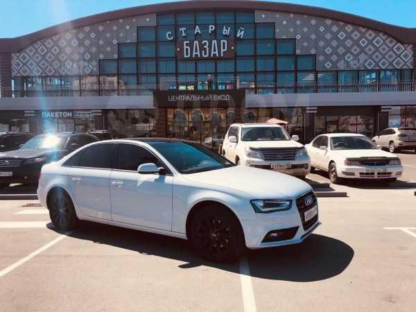 Audi A4, 2013 год, 880 000 руб.