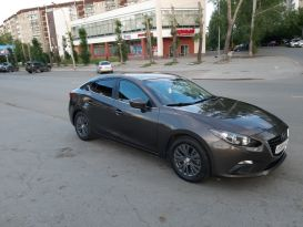 Екатеринбург Mazda3 2014
