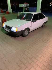 Москва 21099 1996