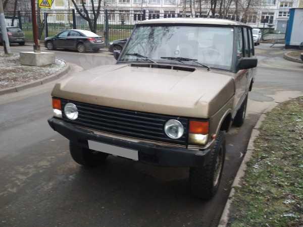 Land Rover Range Rover, 1987 год, 200 000 руб.