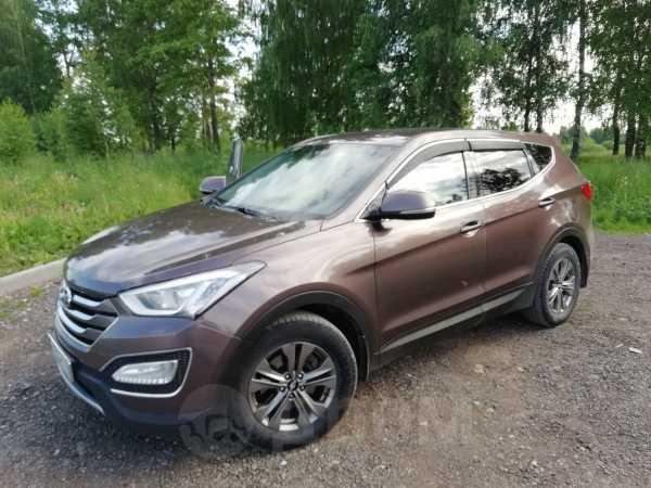 Hyundai Santa Fe, 2014 год, 1 100 000 руб.