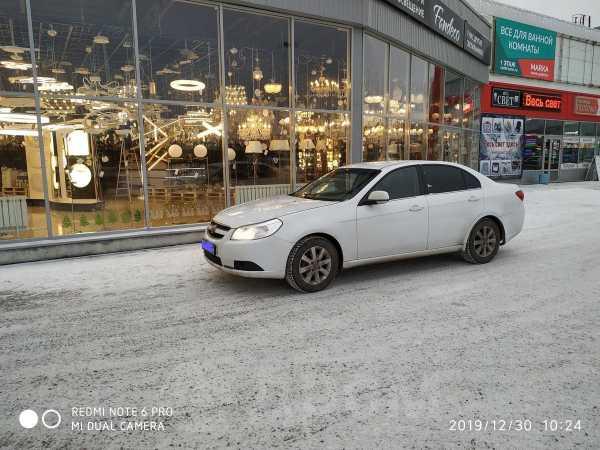 Chevrolet Epica, 2011 год, 299 999 руб.
