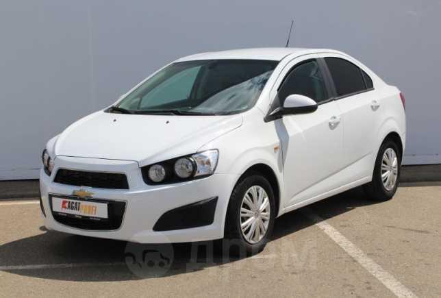 Chevrolet Aveo, 2015 год, 415 000 руб.