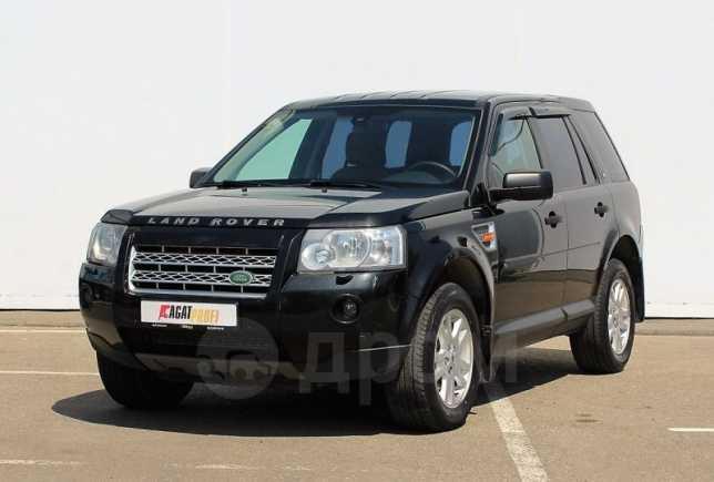 Land Rover Freelander, 2008 год, 599 000 руб.