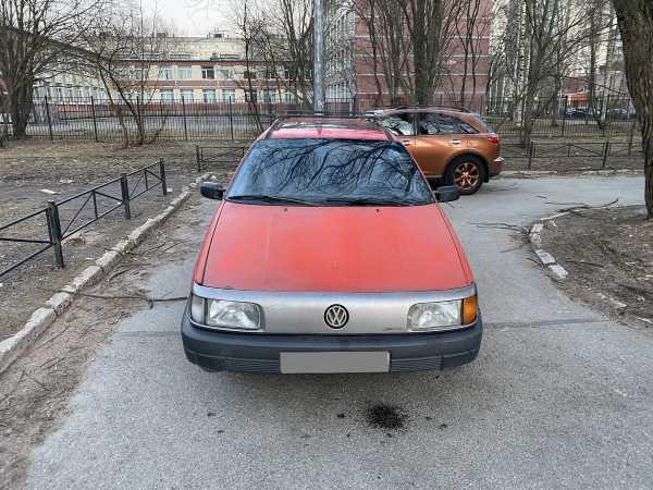 Volkswagen Passat, 1989 год, 32 000 руб.