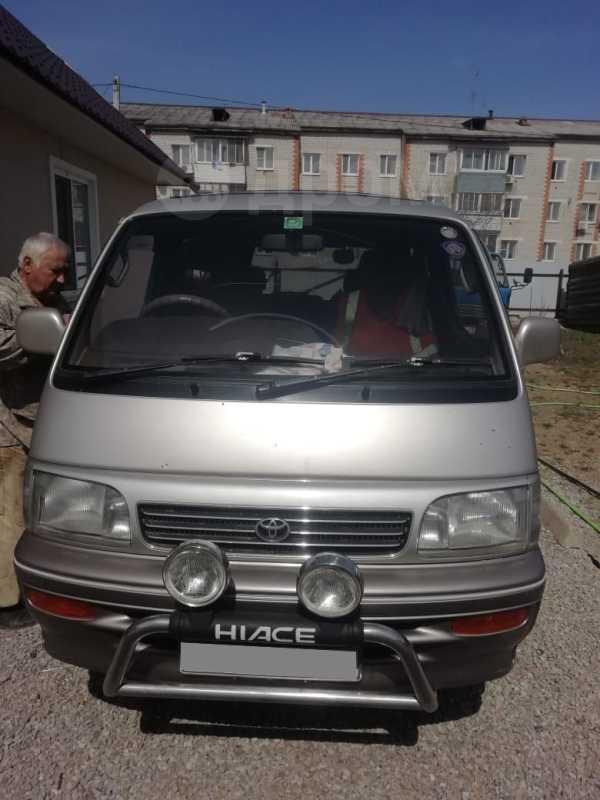 Toyota Hiace, 1989 год, 450 000 руб.