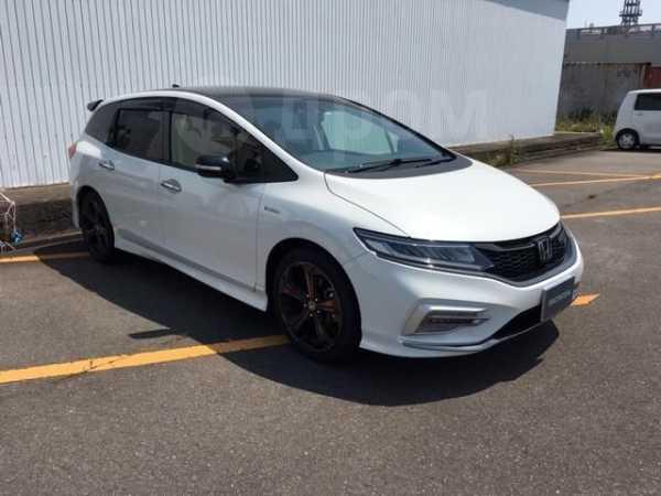 Honda Jade, 2018 год, 648 000 руб.